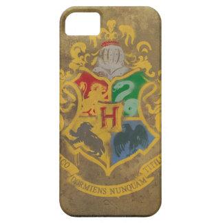 Hogwarts Crest Painted iPhone SE/5/5s Case