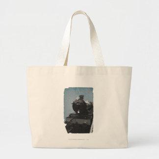 Hogwarts expreso bolsa tela grande