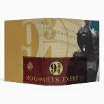 "Hogwarts expreso carpeta 1 1/2"""