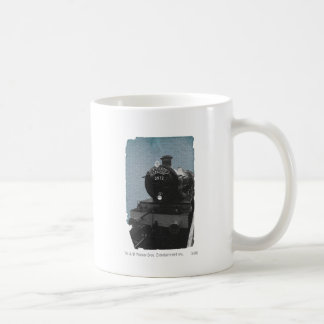 Hogwarts expreso taza básica blanca