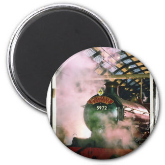 Hogwarts Express 2 Inch Round Magnet