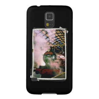 Hogwarts Express Galaxy S5 Cases