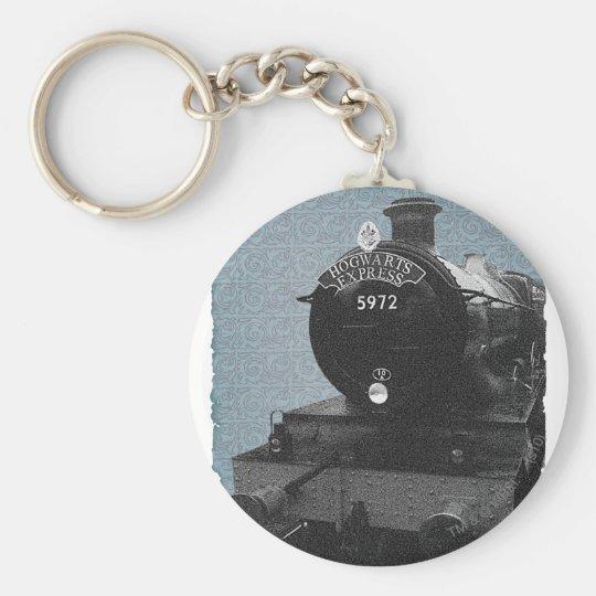Hogwarts Express Keychain