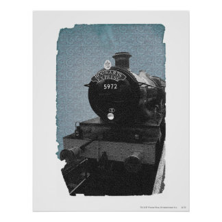 Hogwarts Express Poster