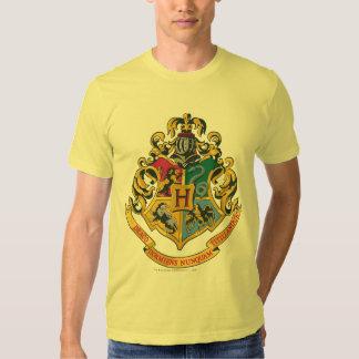 Hogwarts Four Houses Crest Tshirts