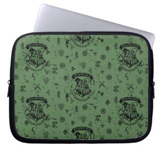 HOGWARTS™ Green Pattern Computer Sleeve