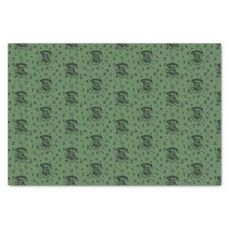 HOGWARTS™ Green Pattern Tissue Paper