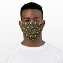 HOGWARTS™ Houses Diamond Pattern Adult Cloth Face Mask