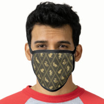 HOGWARTS™ Houses Diamond Pattern Face Mask