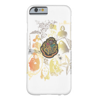 Hogwarts Logo and Professors Barely There iPhone 6 Case