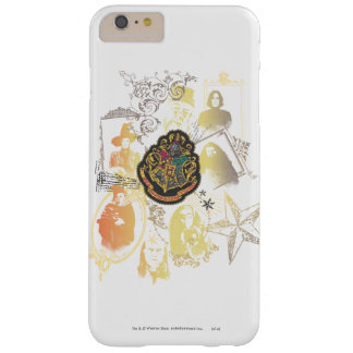 Hogwarts Logo and Professors Barely There iPhone 6 Plus Case