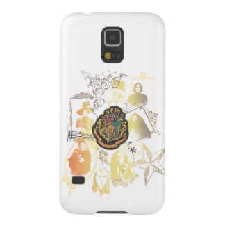 Hogwarts Logo and Professors Case For Galaxy S5