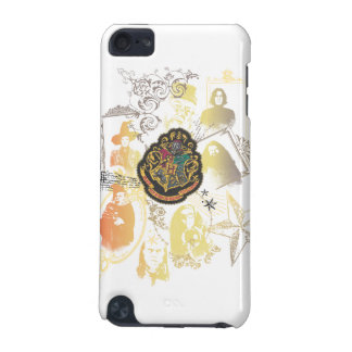 Hogwarts Logo and Professors iPod Touch 5G Cover