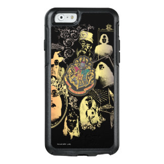 Hogwarts Logo and Professors OtterBox iPhone 6/6s Case