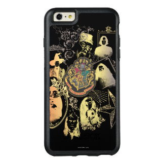 Hogwarts Logo and Professors OtterBox iPhone 6/6s Plus Case