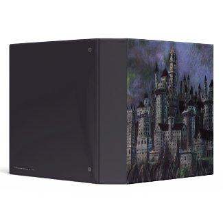 Hogwarts Magnificent Castle binder