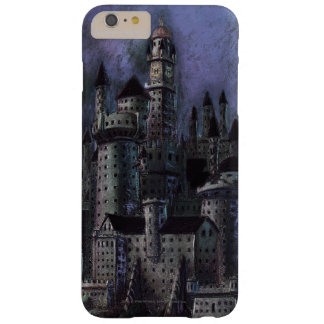 Hogwarts Magnificent Castle Barely There iPhone 6 Plus Case