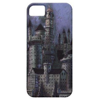 Hogwarts Magnificent Castle iPhone 5 Covers