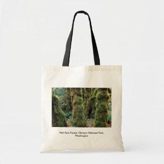 Hoh Rain Forest, Olympic National Park, Washington Bags