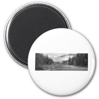 Hoh River Fridge Magnets