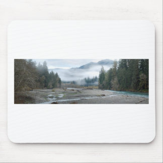 Hoh River Mouse Pad