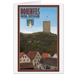 Hohenfels Tower Card