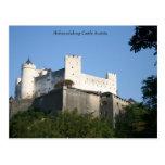 Hohensalzburg Castle, Austria Postcards