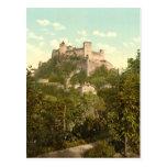 Hohensalzburg Castle II, Salzburg, Austria Postcard