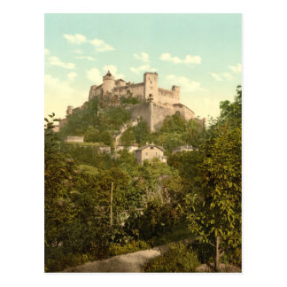 Hohensalzburg Castle II, Salzburg, Austria Post Card