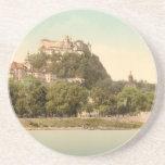 Hohensalzburg Castle III, Salzburg, Austria Drink Coasters
