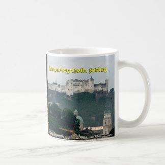 Hohensalzburg Castle, Salzburg, Austria Coffee Mug