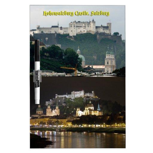 Hohensalzburg Castle, Salzburg, Austria Dry-Erase Board