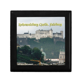 Hohensalzburg Castle, Salzburg, Austria Gift Box