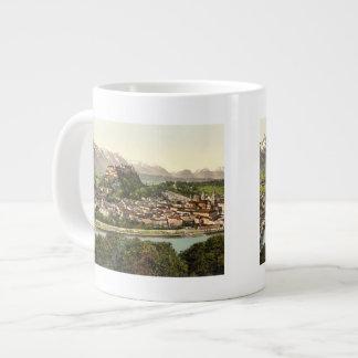Hohensalzburg Castle, Salzburg, Austria Large Coffee Mug