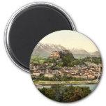 Hohensalzburg Castle, Salzburg, Austria Magnets