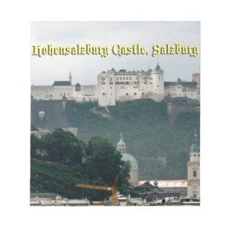 Hohensalzburg Castle, Salzburg, Austria Scratch Pad