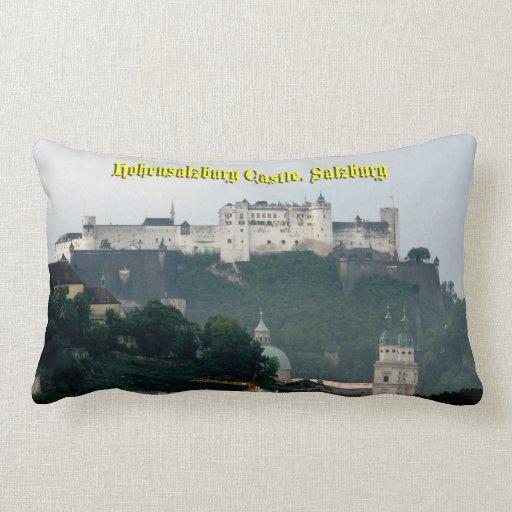 Hohensalzburg Castle, Salzburg, Austria Pillows
