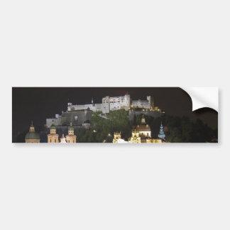 Hohensalzburg Castle, Salzburg Bumper Sticker