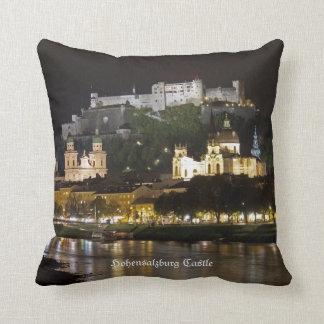 Hohensalzburg Castle-Salzburg Pillow