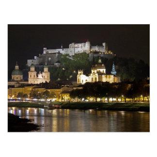 Hohensalzburg Castle, Salzburg Post Cards