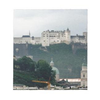 Hohensalzburg Castle, Salzburg Scratch Pad