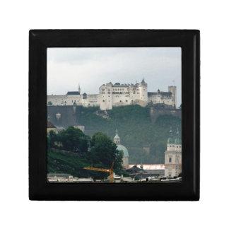 Hohensalzburg Castle, Salzburg Trinket Boxes