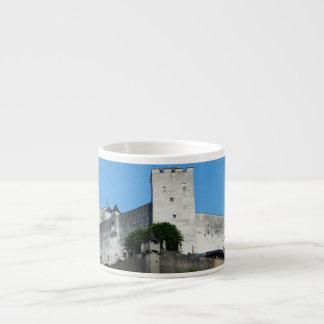 Hohensalzburg Fortress, Austria Espresso Cup