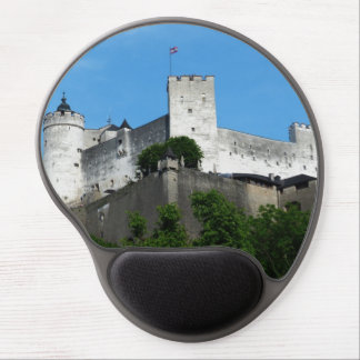 Hohensalzburg Fortress Austria Gel Mouse Mats