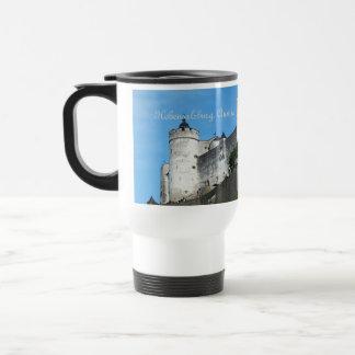 Hohensalzburg Fortress Austria Coffee Mugs