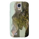 Hohenschwangau Castle and Alps, Bavaria, Germany Samsung Galaxy S4 Cases