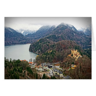 Hohenschwangau Castle - Schwangau, Germany Card