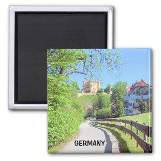 HOHENSCHWANGAU, GERMANY REFRIGERATOR MAGNET