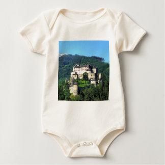 Hohenwerfen Castle Baby Bodysuit