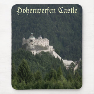 Hohenwerfen Castle Mouse Pad
